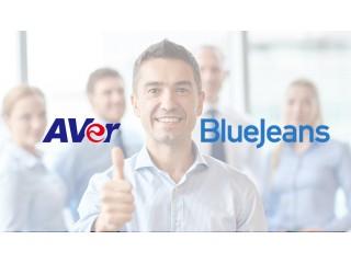CAM340 и CAM520 от AVer утверждены в качестве камер видеоконференцсвязи для рабочих столов BlueJeans