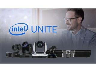 USB-камеры AVer сертифицированы для решения Intel Unite®
