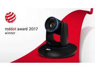 AVer PTC500 выдвинута на премию Red Dot Award-2017 за лучшую разработку!