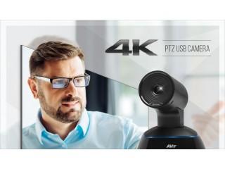USB, PTZ  конференц-камера  VC322 – лучшее решение для малых и средних конференц-залов в формате 4K