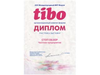 ХХV Юбилейный Международный форум по информационно-коммуникационным технологиям ТИБО-2018